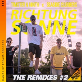 TIMSTER & NINTH X SEASIDE CLUBBERS - RICHTUNG SONNE (REMIXES)